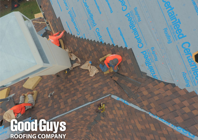 Roofing Company Dallas, Roof Replacement