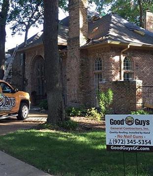 Roofing Contractor Dallas