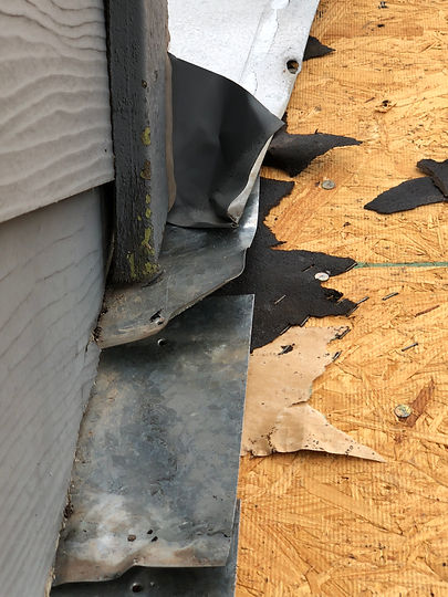 Good Guys Roofing Company Flashing Replacement