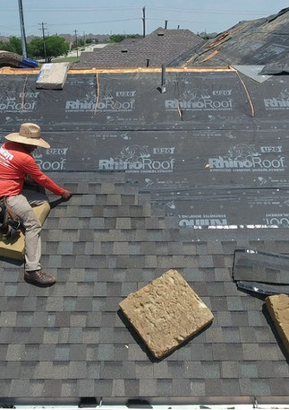 Roofing Company Dallas, Roofing Contractor, Hand Nail Roofing
