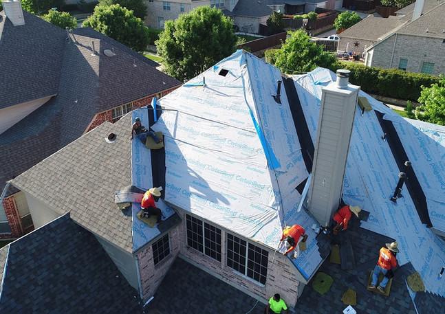 Allen Roofer, Allen Roofing Contractor, Best roofer in DFW