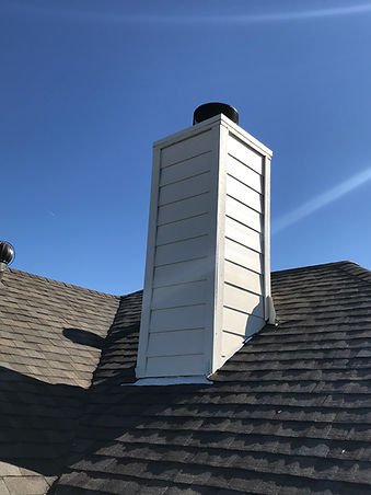 Good Guys Roofing Company Chimney Flashing Roof Replacement