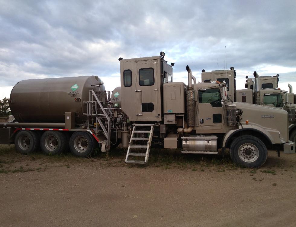 2011 Enerflo N2 Pumper