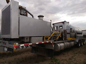 2006 Albins N2 Pump Trailer