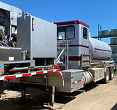 180k Flameless Low Rate Nitrogen Pumper with Trailer Unit.