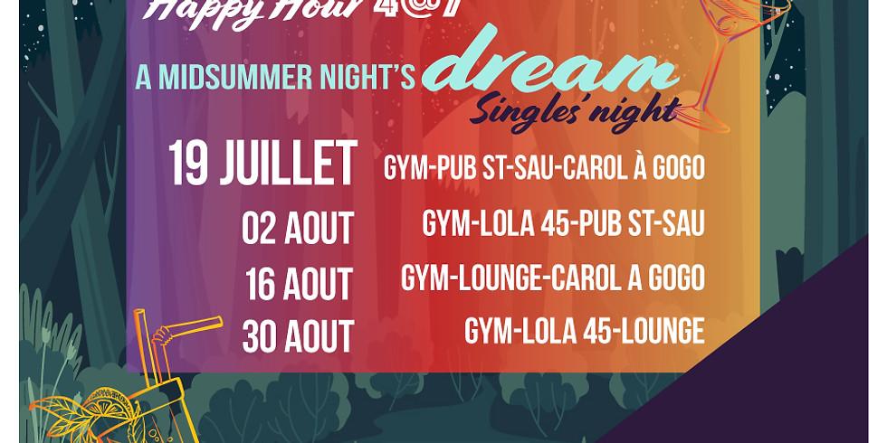 Songe d'une nuit d'été   Midsummer night's dream
