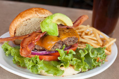 Burger and Fries - Pillbox