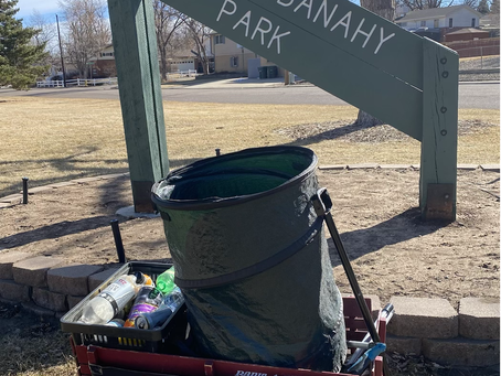 HELPCO Delighted Danahy Park With Cleanup
