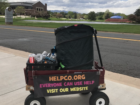 Cleanup at Broomfield Community Park Completed by HELPCO