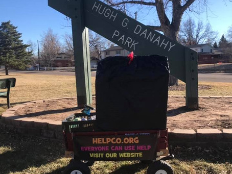 Help For Hugh G. Danahy Park Done By HELPCO