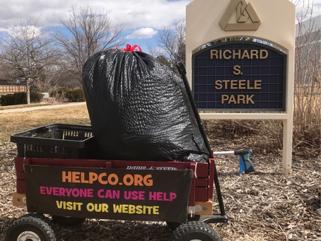 Richard S. Steele Park Pickup Another Success For HELPCO