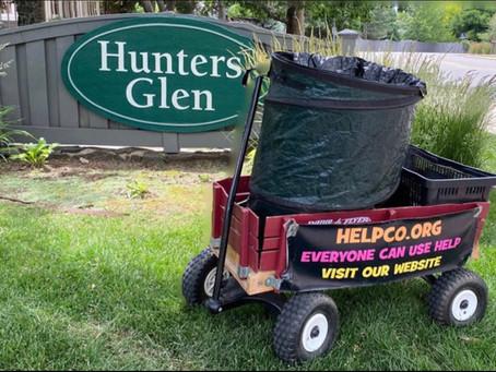 Hunters Glen Park Helped By HELPCO