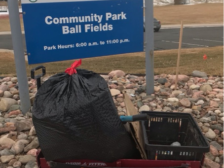 Care For Community Park Provided By HELPCO