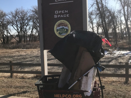 McKay Lake Open Space Benefits From HELPCO Visit