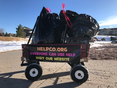 Harambe Park Helped By HELPCO