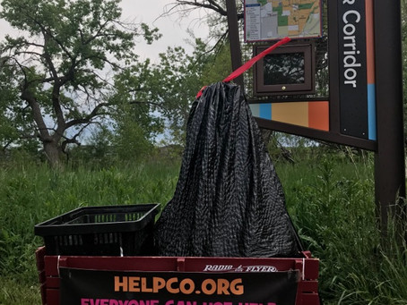 HELPCO Cleanup at Coal Creek Park Completed
