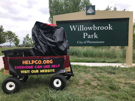 Willowbrook Park Pickup Provided By HELPCO