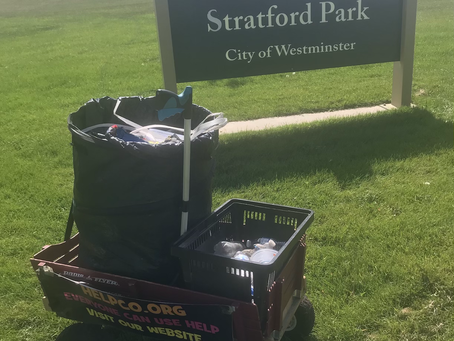 HELPCO Straightens Stratford Park With Latest Event