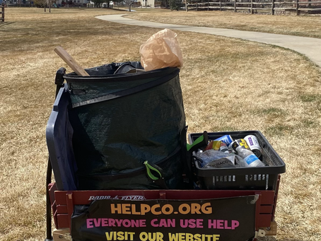 Trails North Park Pickup Provided By HELPCO