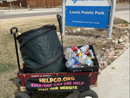 Love For Lewis Pointe Park Provided By HELPCO