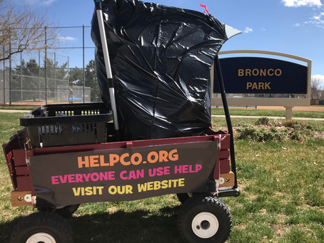 Bronco Park Benefits From HELPCO Cleanup