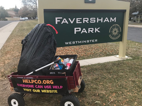 Faversham Park Fortunate For Help From HELPCO