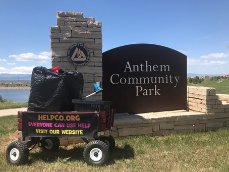 HELPCO Held Enhancement Event At Anthem Community Park