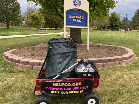 Environmental Enhancement at Emerald Park Executed by HELPCO