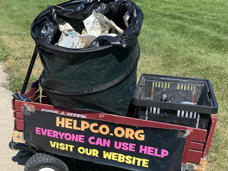 Sprucing of Sherwood Park Provided by HELPCO
