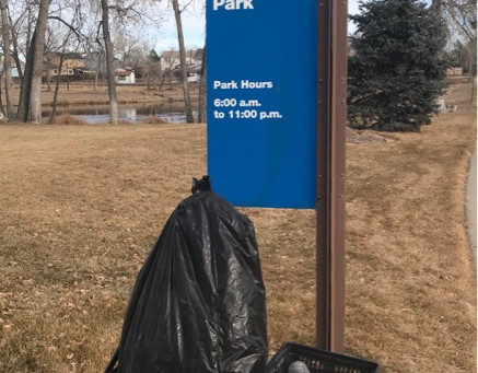 HELPCO Stops By Sherwood Hills Park For Enhancement Event