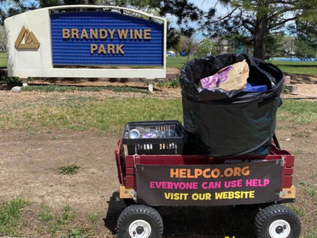 Brandywine Park Beautification Provided By HELPCO