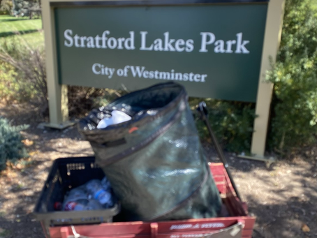 Straightening of Stratford Lakes Park Provided by HELPCO