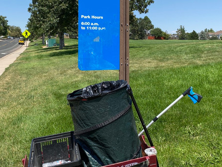 Woodglen Meadows Park Welcomes HELPCO Help