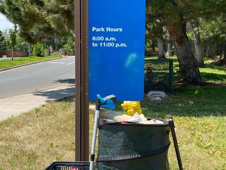 HELPCO Pickup at Park Village Park Proves Positive