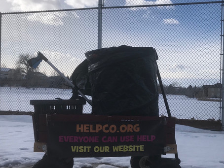 Country Estates Park Cleanup Event Provided by HELPCO