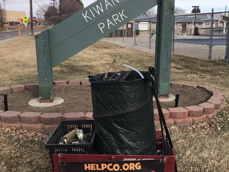 HELPCO Cleans Kiwanis Park For Latest Event