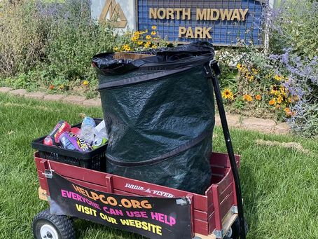 North Midway Park Made Miraculous by HELPCO
