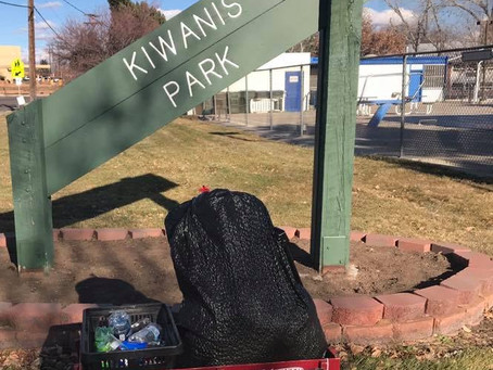 Kiwanis Park Preservation Event Facilitated BY HELPCO