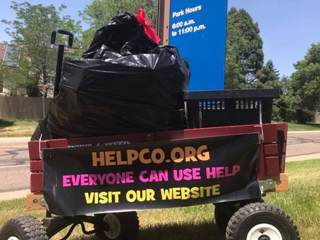 Successful Summit Grove Park Cleanup Conducted By HELPCO