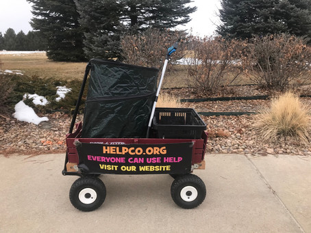 HELPCO Made McKay Landing Park Pretty After Cleanup