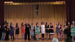 Student Recital Final Bows