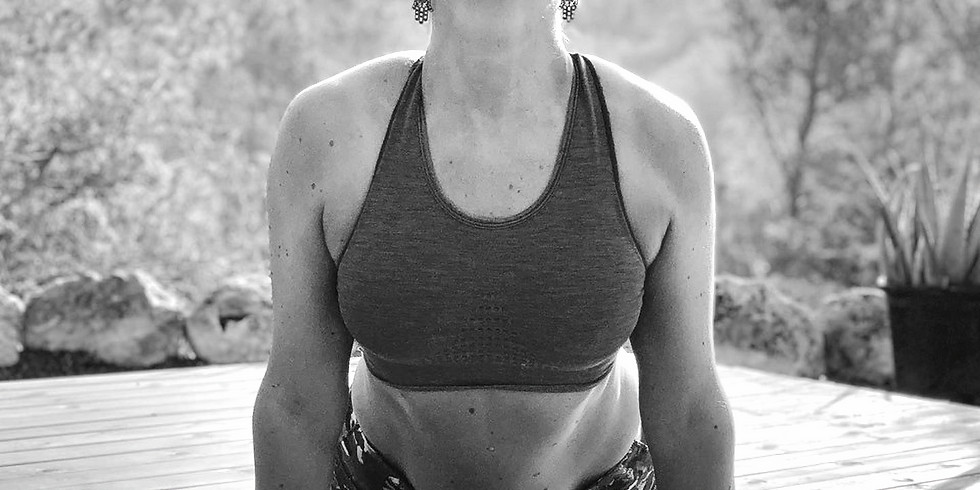 Vinyasa Flow & Yin Essentials with Tracey Oakes