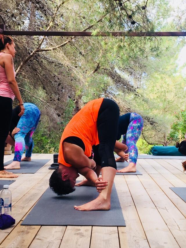 Vinyasa Flow Retreat in Ibiza June18