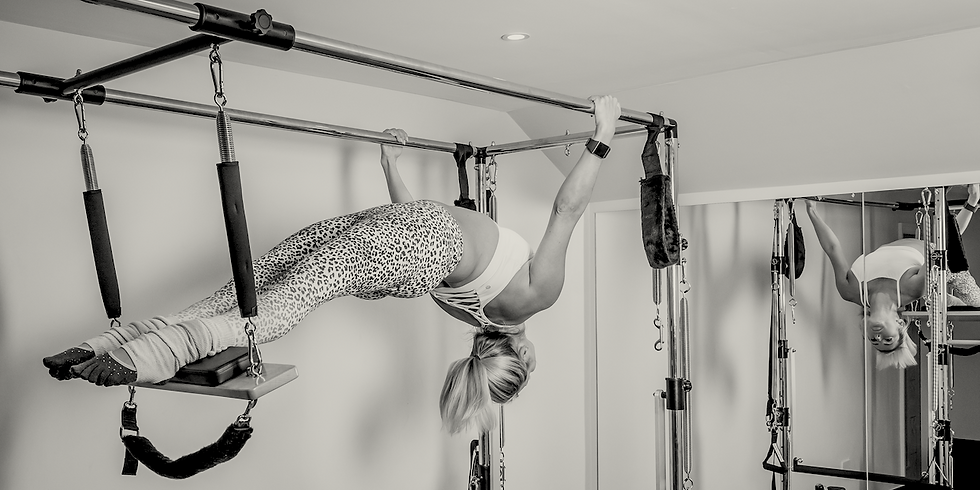 Pilates with Catherine Mould