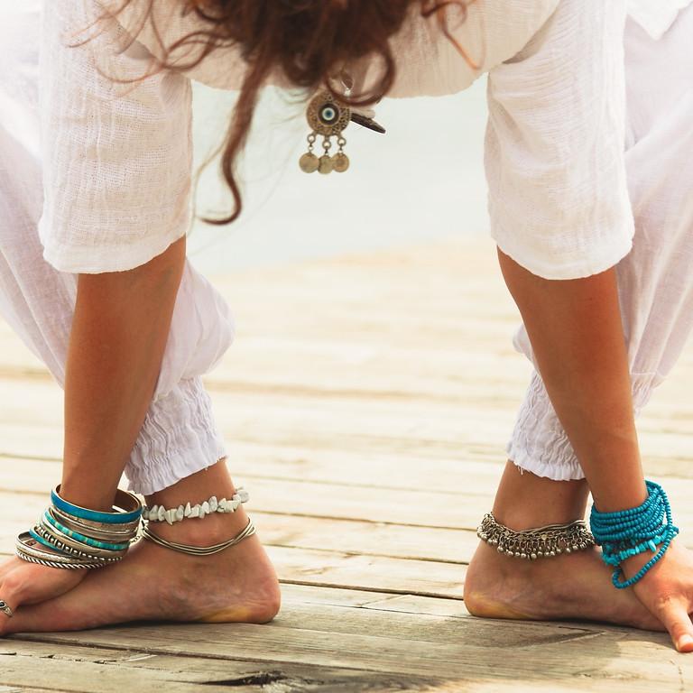 Vinyasa Flow Yin & Restoratives with Ananda Yoga Retreats