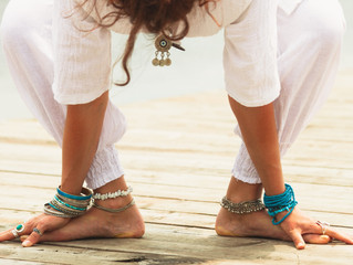 Holiday or Ibiza Yoga retreat?                         The tell tale signs you're in NEED of a Y