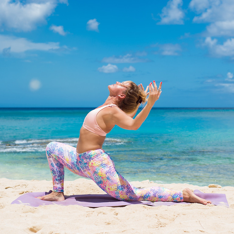 Heart and Soul Flow with guest teacher Helen Olivia