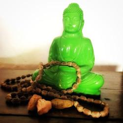 Ananda's Buddha in Ibiza