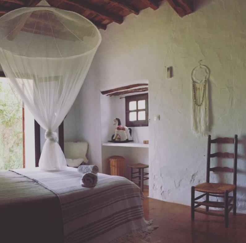Bedroom 2 - Yoga Retreats Ibiza