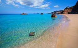aguas blancas beach - Yoga Ibiza